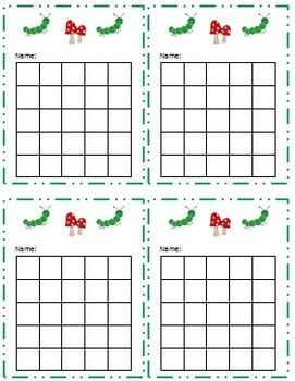 Printable Sticker Chart Collection | Math | Sticker chart